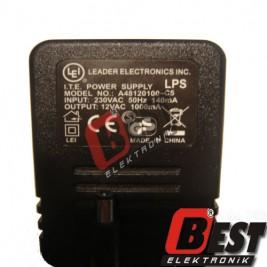 A48120100-C5  / 12 Volt  1000mA Adaptör