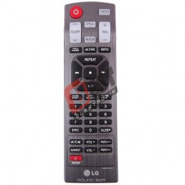 LG AKB73575431 Sound Bar uzaktan kumanda