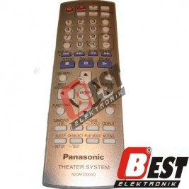 Panasonic N2QAYZ000002 home theater system remote controller