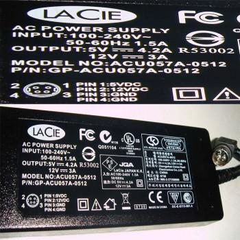 LACIE ACU057A-0512