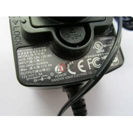 ADS-18D-12N  12018G  /  12 Volt 1.5 Amper Adaptör