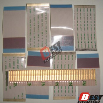 AWM 20861 Panel Flex Cable 50 pin 5.1 cm