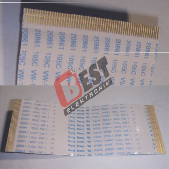 AWM 20861Panel Flex Cable 60 pin 7.3 cm