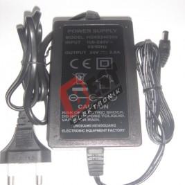 HG6S240200 / 24 Volt 2.0 Amper Adaptör