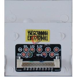 EBR77970401, EAT61813901, Power Button, IR Sensor