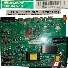 SUNNY , AXEN 12AT057-V-1.3 , Y625330061A94021188 Main + Power  Board