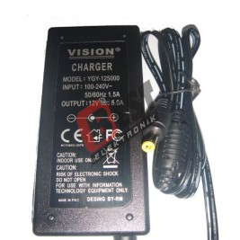 VISION YGY-125000 Charger Adaptor