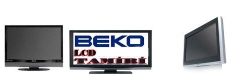 beko lcd televizyon tamiri