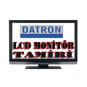 datron monitör tamiri