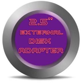 2-5-inc taşınabilir disk adaptörleri