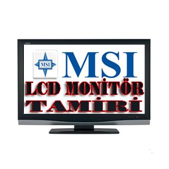 msi monitör tamiri