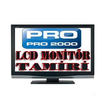 pro2000 monitör tamiri
