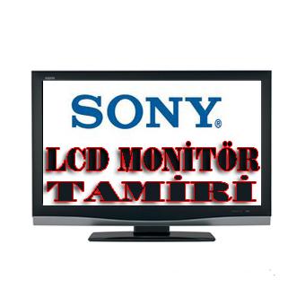 sony monitör tamiri