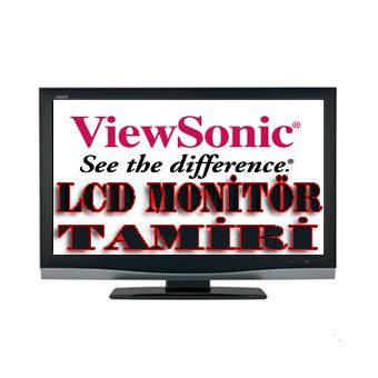 viewsonic monitör tamiri