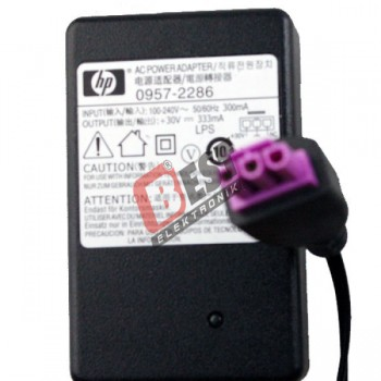HP 0957-2286 Printer Yazıcı Adaptörü 30V 333mA