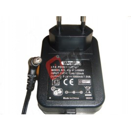 AM-0751000V  / 7.5 Volt 1000mA Adaptör