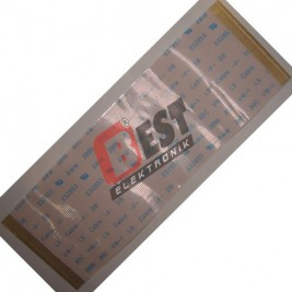 AWM 2896 Panel Flex Cable 60 pin 10 cm