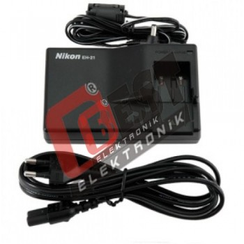 Nikon EH-21 battery charger