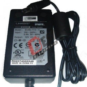 LINKSYS SA06L1113-V Power Adaptor