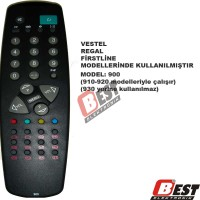 Vestel - Regal - Firstline 900 uzaktan kumanda