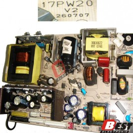 VESTEL 17PW20 / V2 / 260707 Power Board