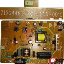 PHİLİPS 715G4497-P05-000-001C Power Board