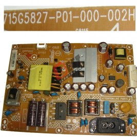 715G5827-P01-000-002H , 32PFL3158H POWER BOARD