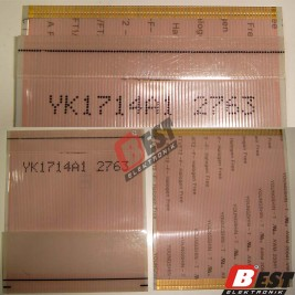 YK1714A1 2763 Panel Flex Cable 78 pin 5 cm